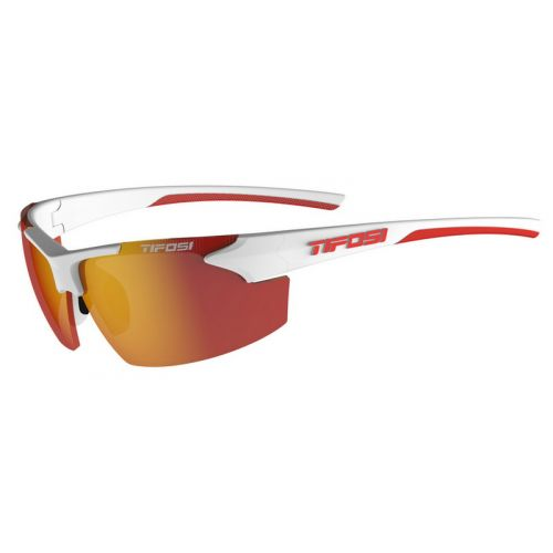 Okulary TIFOSI TRACK white/red